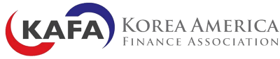 KAFA | Korea-America Finance Association